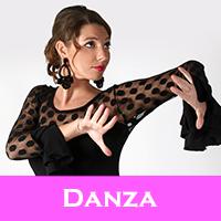 Danza y Sevillanas