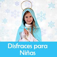 disfraces para navidad niñas