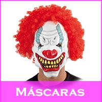 Mascaras para disfraces