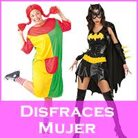 Disfraces para chicas y mujeres