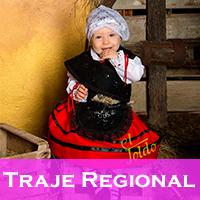 Trajes regionales asturianos